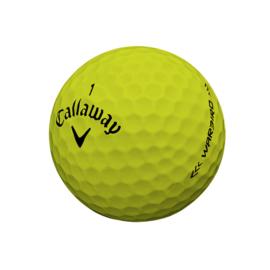 Callaway HEX Warbird Yellow (v.a. € 1,23 per bal)