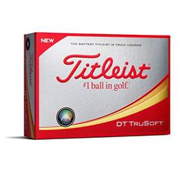 Titleist DT True Soft (v.a. € 1,52 per bal)