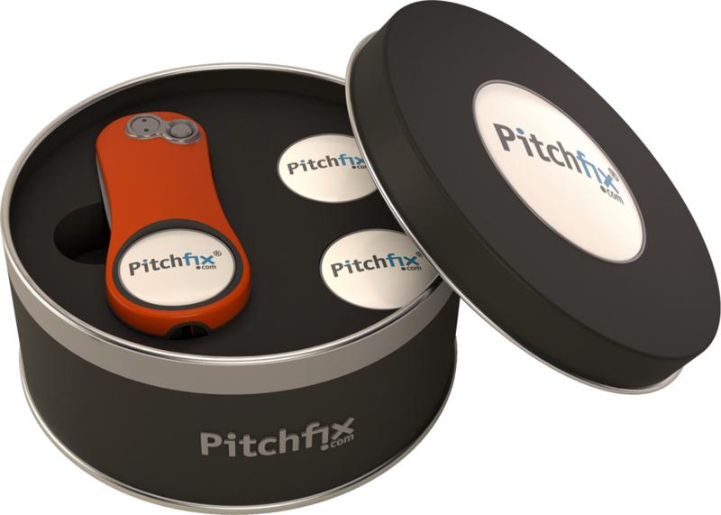 Pitchfix Cadeauverpakking incl 2 extra markers (€4,00 per stuk)