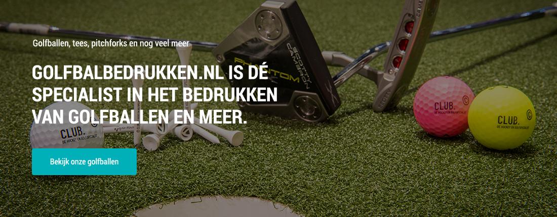 Golfbalbedrukken.nl
