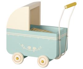 Kinderwagen, Micro Blue / Blauw
