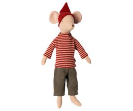 Christmas Mouse, Medium Boy