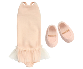 Medium, Ballerina suite