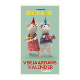 Verjaardagskalender- muizenhuis