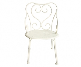 Romantic chair, mini, off white