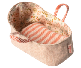 Reiswiegje roze My - Carry Cot My, rose