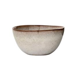 Sandrine Bowl, Grey, Stoneware