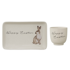 Kopje en Bordje Haas, Happy Easter