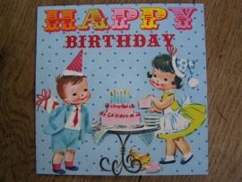 Happy Birthday Teaparty
