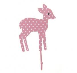 Haakje Bambi, Roze stip
