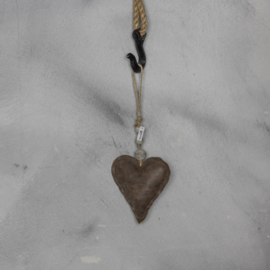 Hanger hart, stoer 15x14x4 cm