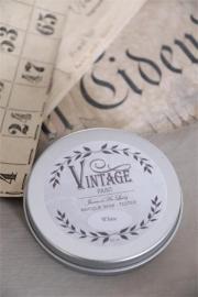 Vintage Wax White, blikje 50 ml