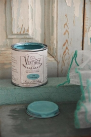 Vintage Paint Old Turqoise, 100 ml, klein potje
