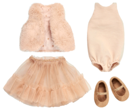 Medium, Bunny Dance Princess set