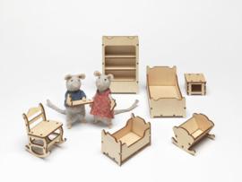 Knutselpakket Kinderkamer