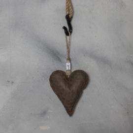 Hanger hart, stoer 20x18x5 cm