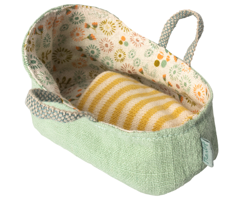 Carry cot, My, mint
