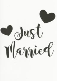 07 0006 - Huwelijk Lifestyle Zwart/Wit