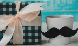 87 0018 - Cadeau envelop blanco