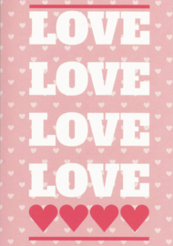 12 0023 - Vriendschap / Liefde / Relatie Lifestyle Kleur