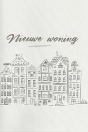 15 0022 - Nieuwe woning Zwart/Wit