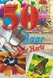 43 05000 -  Verjaardag 50 jaar