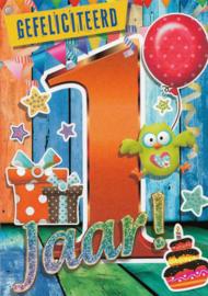 43 00103 -  Verjaardag 1 jaar