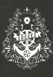 06 0003 - Succes Lifestyle Zwart/Wit