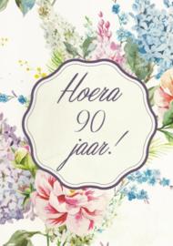 90 Jaar Verjaardag