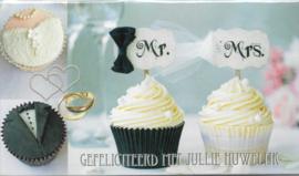 91 0001 - Cadeau envelop huwelijk