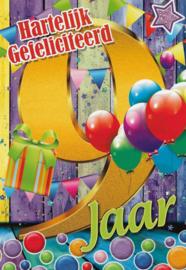 43 00902 -  Verjaardag 9 jaar