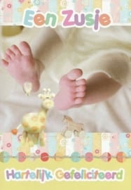 61 0002 - Geboorte zusje