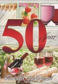 43 05003 - Verjaardag 50 jaar