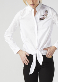 Sally Shirt White