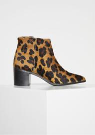 Lisabon Low Boots Leopard