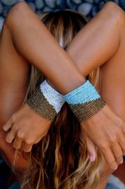 Bracelet Cuff Karma