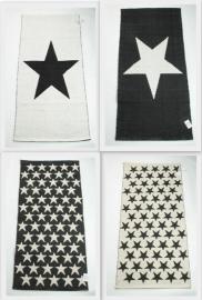 Vloerkleed met ster/sterren