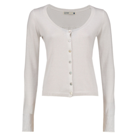 Cardigan Cici White