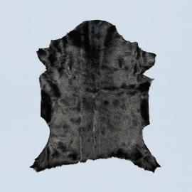 Mongools geitenhuid zwart