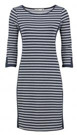 Dress Lurex stripe
