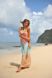 Dress Anna Tie Dye Water Lily