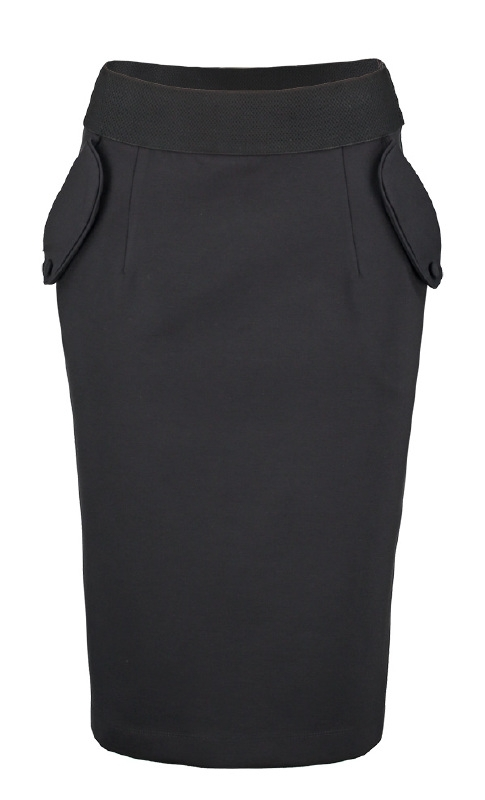 Skirt May black