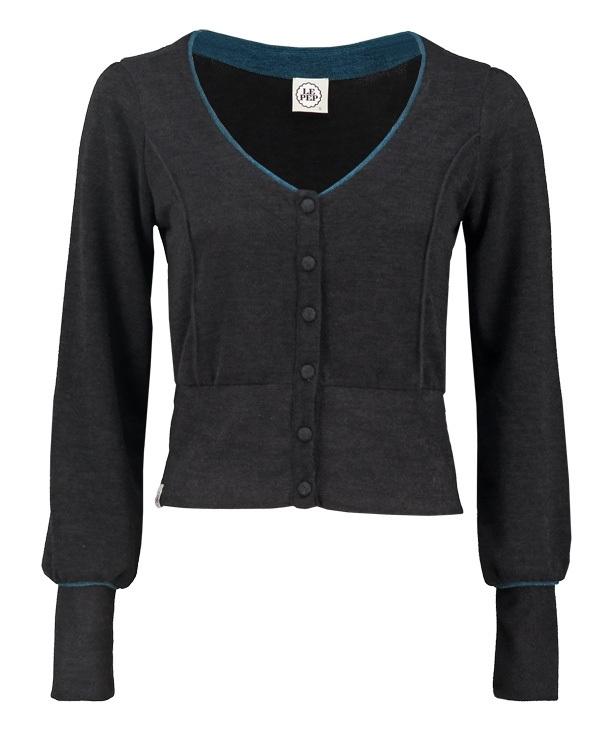 Vest Fea black