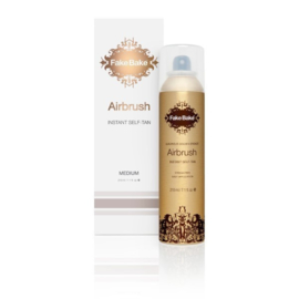 Bronze Airbrush Instant Self-Tan 210ml.