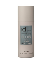 ID Hair Elements Xclusive Fiber Foam 200ml.