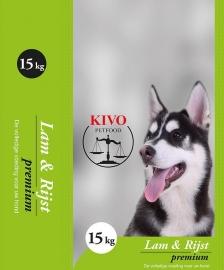 Lams & Rijst Premium 15 Kilo
