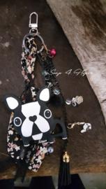 Franse Bulldog Zwart Groot