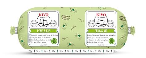 Kivo Kip & Pens 1 Kilo