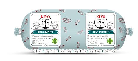 Kivo Rund Compleet 500 Gram
