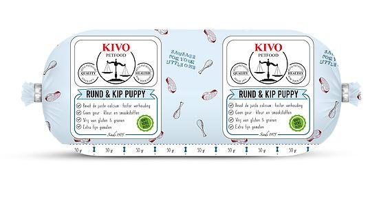 Kivo Puppy 10 x 1 Kilo